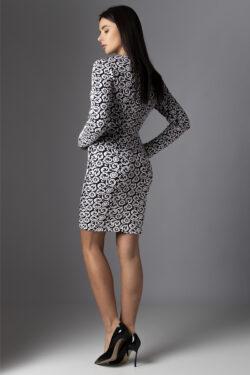 Платье 611