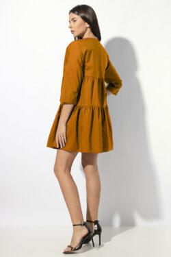 Платье 636