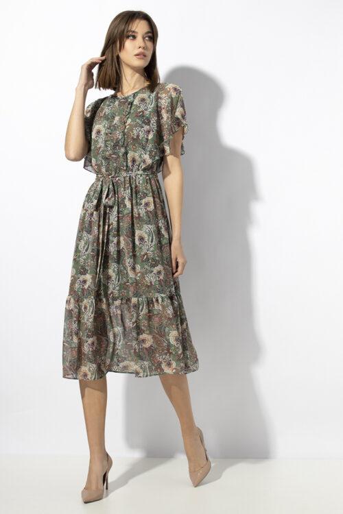 Платье 646